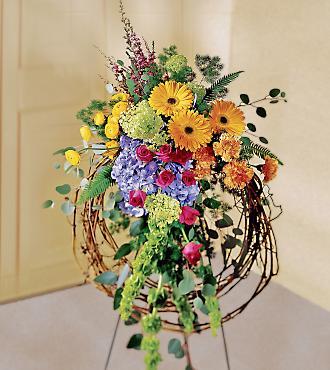 Funeral Flowers, Flowers Alexandria Ohio