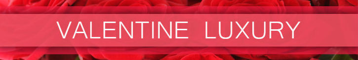 Valentines Day Luxury Flowers